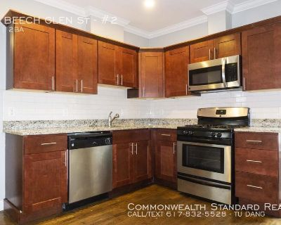 9/1 MOVE IN!! - 3BED/1.5BATH IN ROXBURY/FORT HILL - FULL UPDATED AMENITIES/WALKING DISTANCE TO THE T & PET FRIENDLY!!