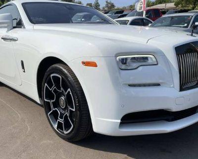 2018 Rolls-Royce Wraith Standard