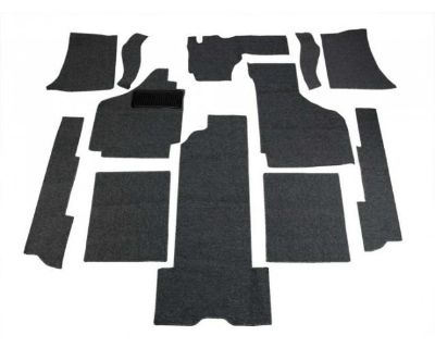 New Convertible Karmann Ghia Carpet Kit 1969-74