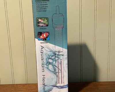 NEW! $10 HiTop Aquarium Heater 100W