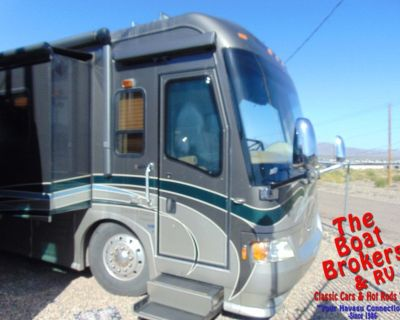 2006 COUNTRY COACH INTRIGUE 530 45' MOTORHOME