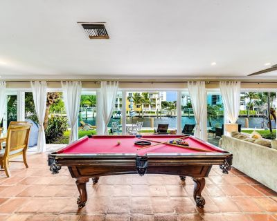 PRIVATE WATERFRONT + KAYAK & POOL TABLE! 1 MINUTE TO THE BEACH! - Terra Mar Island Estates