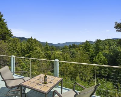 Entire home w/ Apartment Incl.- 15 mins to DT, Views, fire pit, and more!! - Reems Creek