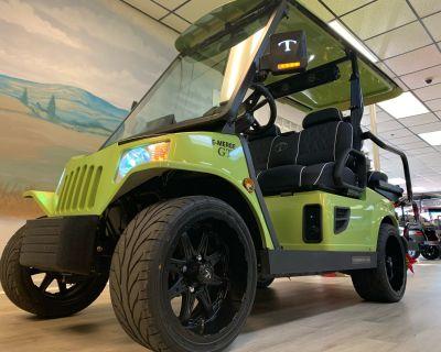 2021 Tomberlin E-Merge E2 GT w/ Rear-Facing Seat Electric Golf Carts Canton, GA