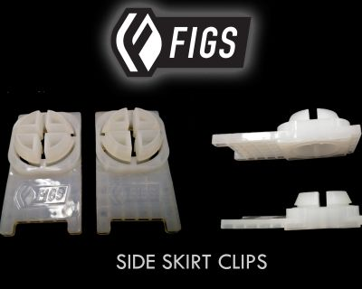 IS300 Side SKirt Mounting Clips Now Available.