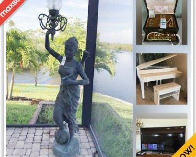 Cape Coral Downsizing Online Auction - Old Burnt Store Road South