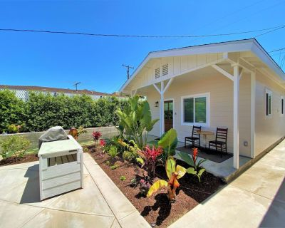 Super Cute Detached Cottage 1 Mile to the Beach! - Torrance