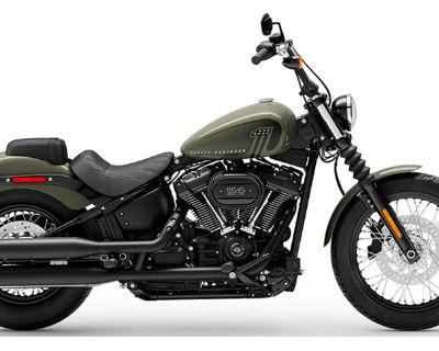 2021 Harley-Davidson Street Bob 114 Softail Norfolk, VA