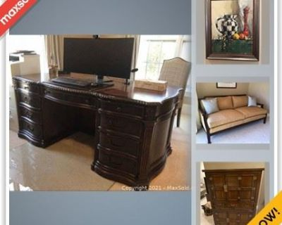 Leesburg Downsizing Online Auction - Stone Fox Court