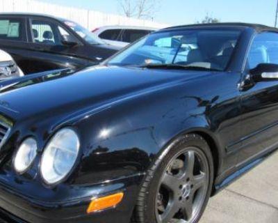2003 Mercedes-Benz CLK CLK 430