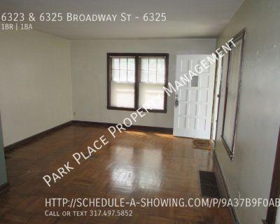 Apartment Rental - 6323 & 6325 Broadway St